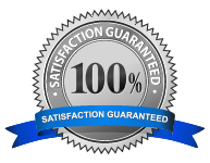 Satisfaction Guarantee 30 day